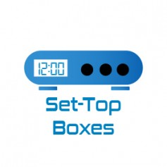 Circuit intégré pour alimentation à découpage : Application boitiers décodeurs