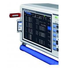 Analyseur de puissance DC, 0.5 Hz - 200 kHz, triphasé 4 fils : PW3390