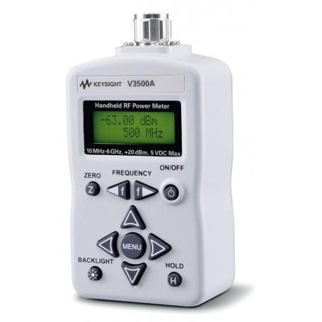 Wattmètre RF 10MHz à 6GHz : V3500A