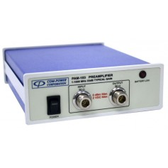Préamplificateur pour pré-conformité 1 MHz à 1 GHz : EMI-PREAMP