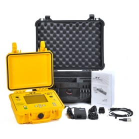 Analyseur portable par ultrasons pour béton : Emodumeter