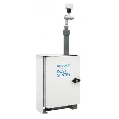 Analyseur fixe particules et poussières PM10, PM2,5, PM1 et TSP : Dust Sentry / Dust Sentry Pro | AEROQUAL