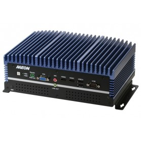Fanless Embedded Box PC 6th/7th Generation Intel Core : BOXER-6640M