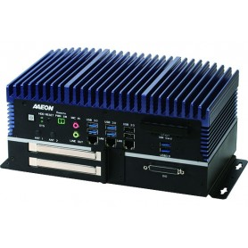 Fanless Embedded Box PC with 6th/ 7th Generation Intel Core : BOXER-6839