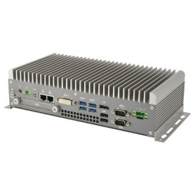 Fanless & Compact System for 7th/6th Generation Intel Core : AMS300