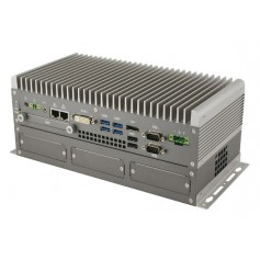 Fanless & Compact System for 7th/6th Generation Intel Core : AMS301