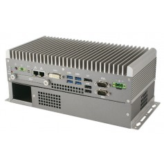 Fanless & Compact System for 7th/6th Generation Intel Core