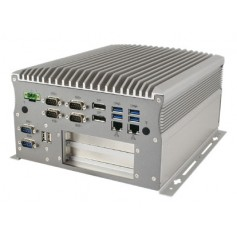 Fanless & Ventless System for 7th/6th Generation Intel Core : AMI222