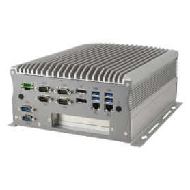 Fanless & Ventless System for 7th/6th Generation Intel Core : AMI221