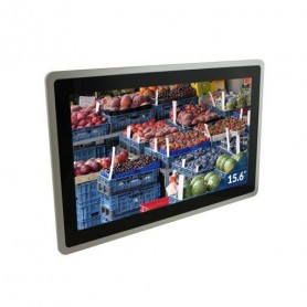 "Panel PC Multitouch 15,6"" intel Atom : TEP-1560-BSW"