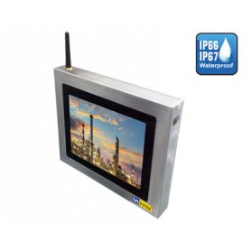 "Panel PC IP66/67 inoxydable 10,4"" : 2I385HW"