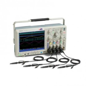 Oscilloscope à signaux mixtes 350MHz - 4 voies : MSO4034B