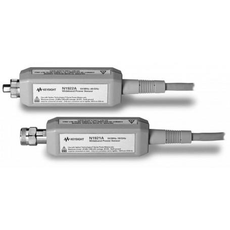 Sonde de puissance large bande 50 MHz à 18 GHz : N1921A