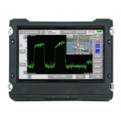 Mesureur de champ terrestre DVB-T et DVB-T2/T2 Lite, câble et satellite : 7872