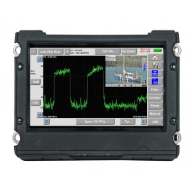 Mesureur de champ terrestre DVB-T et DVB-T2/T2 Lite, câble et satellite : 7876