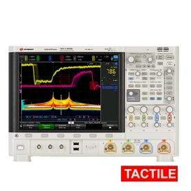 Oscilloscope 2 ou 4 voies de 1GHz à 6Ghz Tactile et contrôlable par la voix : 6000X