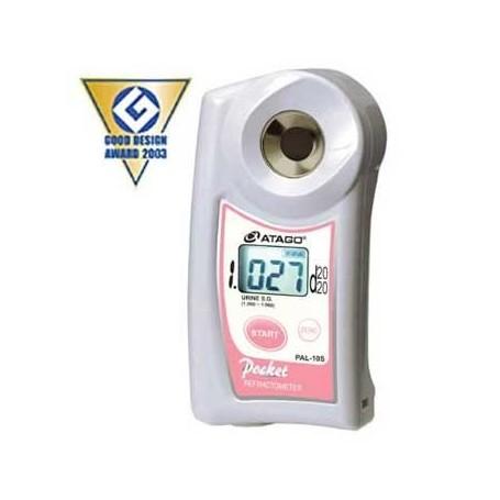 Refractomètre numérique urine IP65 : PAL-10S