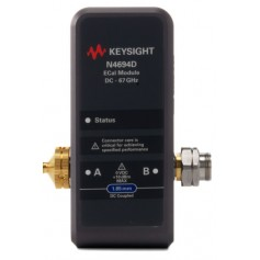 Kit de calibration 18 GHz, type-N, 50 ohm, 2 port : N4690D
