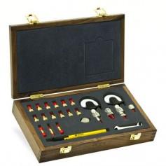 Kit de calibration mécanique standard DC 3 à 67 GHz, 1,85 à 7 mm : 8505xB