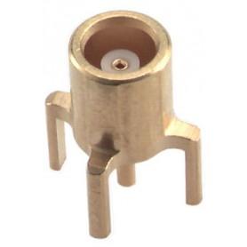 Connecteur Coaxial 50 Ω, 6 GHz : PCB