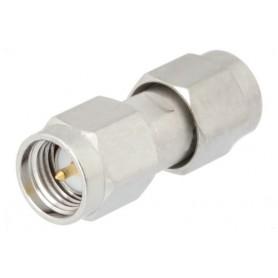 Adaptateur coaxial SMA mâle 18 GHz, 50 ohm : PE91135