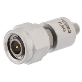 Adaptateur SMA femelle TNC 50 ohm, 18 GHz : PE9440