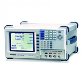 Pont RLC 20Hz – 10 MHz : LCR-8010G