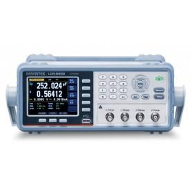 Pont RLC 10Hz – 100 kHz : LCR-6100