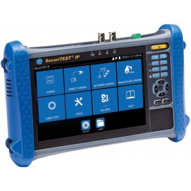 Testeur de caméra de surveillance : SECURITEST IP