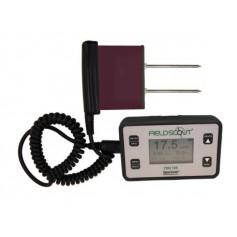 Humidimètre de sol portable : TDR 150