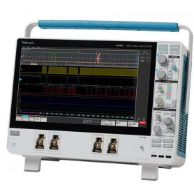 Oscilloscope mixte, 4 voies, de 1 à 8 GHz, 25 GS/s : MSO6