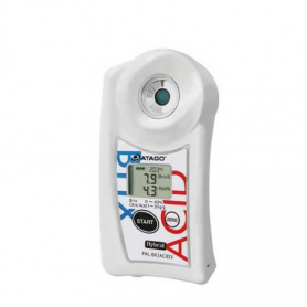 Réfractomètre numérique combiné brix acidité mangue : PAL-BX-ACID15