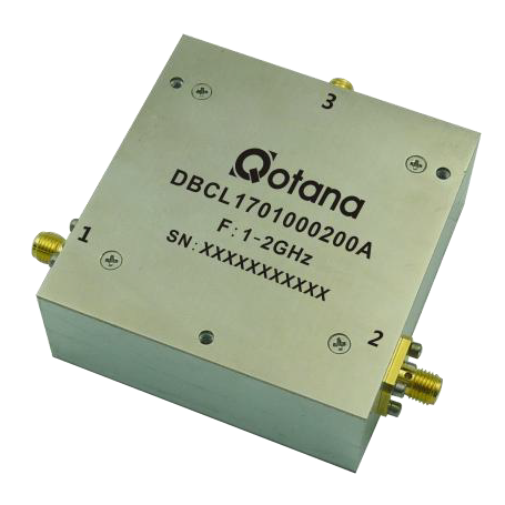 Circulateur 50 GHz, 600 W : Qotana