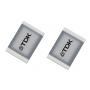 Condensateur SMD 100 µAh, 1,4 V : CeraCharge
