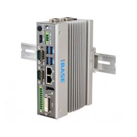PC embarqué Din Rail Intel Atom/ Pentium : AGS102