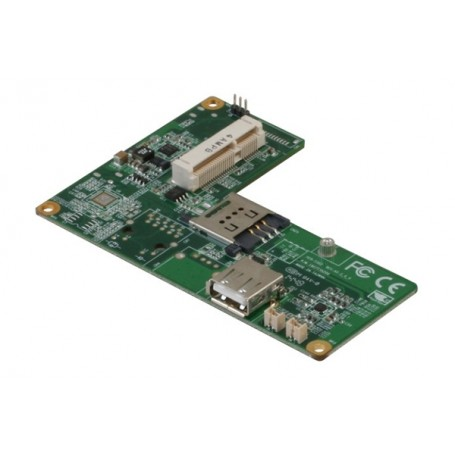 """PICO-ITX BIO 2,5"""" MiniCard, SIM, USB : BIO-ST01-M1U1"""