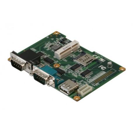 """PICO-ITX BIO 2,5"""" COM, MiniCard, SIM, USB : BIO-ST02-C4M1"""
