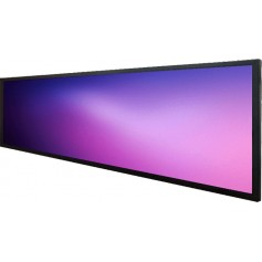51,9'' Moniteur LCD panoramique/ stretch 3840 x 1077 : SSD5197-INU-M01