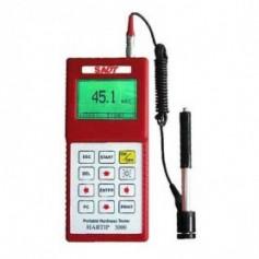 Duromètre portable Leeb : Hartip 3000