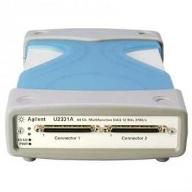 Centrale acquisition USB entrées 64 simples / 32 diff. Analog. : U2331A