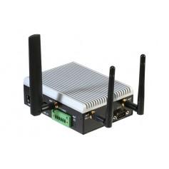 Passerelle IoT industrielle Intel atom : AIOT-IGWS01