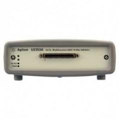 Centrale acquisition USB entrées 16 simples / 8 diff. Analog. : U2353A