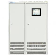 Convertisseur de fréquence de 16,7Hz à 800Hz et de 10 à 500 kVA : Série FW