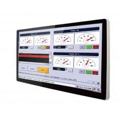 """Moniteur industriel tactile 18,5"""" IP65 : W18L100-PTA1-C"""