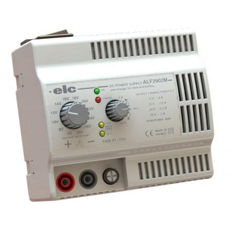 Alimentation universelle / chargeur batterie : ALF2902M