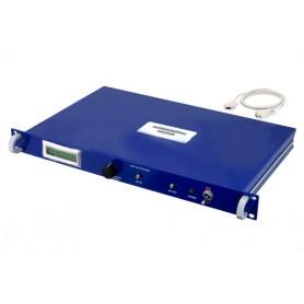 """Système amplificateur RF à gain variable en rack 19"""" (100 MHz - 18 GHz) : PE15A7000"""
