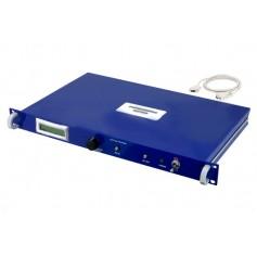 """Amplificateur RF à gain variable en rack 19"""" de 100 MHz à 18 GHz : PE15A7000"""