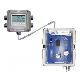 Controleur de sulfure dissous Q46S/66 dans processus de déchlorination