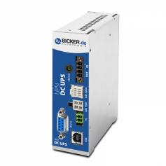 Système d'alimentation en continu 12 V rail DIN : UPSI-1208D