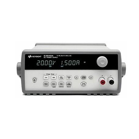 Alimentation numérique 50W double gamme 35V/1.4A : E3643A